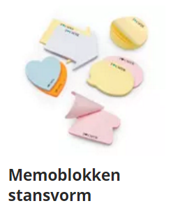 memoblok-stansvorm