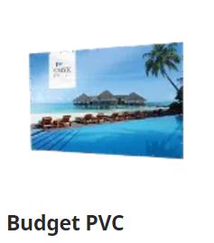 Budget-PVC