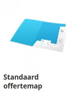 Standaard offertemap