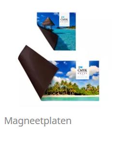 Magneetplaten
